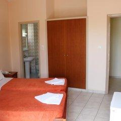 Отель Athinaiko 2* Стандартный номер с различными типами кроватей фото 7