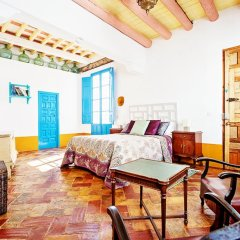 Отель Hospederia Antigua комната для гостей фото 2