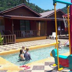 Отель Lanta For Rest Boutique 3* Бунгало Делюкс с различными типами кроватей фото 14