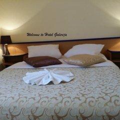 Отель Galerija в номере