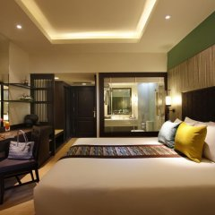Patong Merlin Hotel 4* Стандартный номер с двуспальной кроватью фото 4
