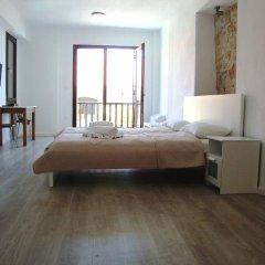Отель Creta Seafront Residences 2* Улучшенный номер с различными типами кроватей фото 15