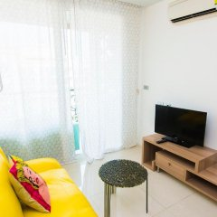 Отель Atlantis Condo Jomtien Pattaya By New Паттайя комната для гостей фото 4