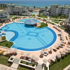 Отель Emerald Resort Studios Равда бассейн фото 3