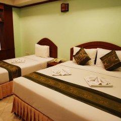 Отель Baan SS Karon 3* Стандартный номер с различными типами кроватей фото 19