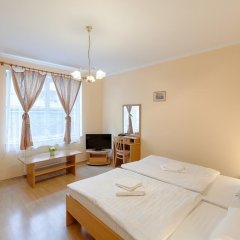 Hotel Derby 3* Стандартный номер с различными типами кроватей фото 5