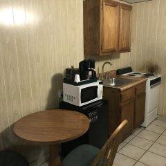 Отель Altamont Motel 2* Стандартный номер с 2 отдельными кроватями фото 2