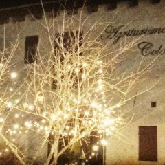 Отель Agriturismo-B&B Colombera интерьер отеля