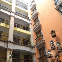 Отель Santiago De Compostela Hotel Мексика, Гвадалахара - отзывы, цены и фото номеров - забронировать отель Santiago De Compostela Hotel онлайн