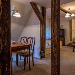 Отель Slaby&Bambur Residence Castle 4* Улучшенные апартаменты с разными типами кроватей фото 18