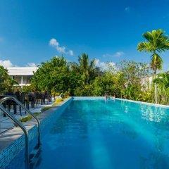 Отель Amra Palace бассейн фото 3