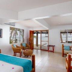 Отель Tropica Island Resort - Adults Only 4* Бунгало с различными типами кроватей фото 3