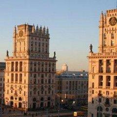 Отель Apartland On Vokzal Минск балкон