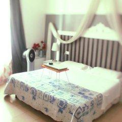 Отель Pforì Стандартный номер с двуспальной кроватью фото 12
