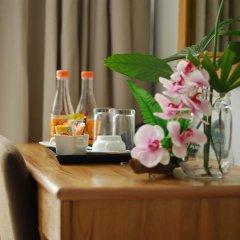 Отель H-Residence 3* Номер Делюкс с различными типами кроватей фото 4
