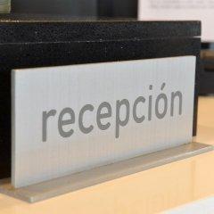 Hotel Táctica интерьер отеля