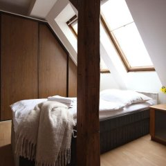 Отель Jungmann Central Residence Прага комната для гостей фото 2