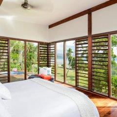 Отель The Remote Resort, Fiji Islands 4* Вилла с различными типами кроватей фото 13