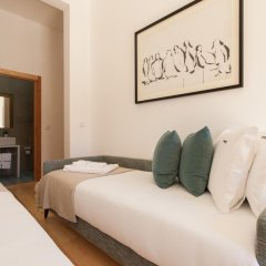 Отель Feels Like Home Rossio Prime Suites 4* Стандартный номер фото 20