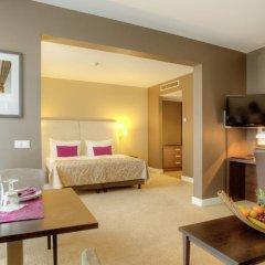 The Rilano Hotel München 4* Люкс с различными типами кроватей фото 5