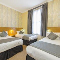 Lidos Hotel 3* Стандартный номер с различными типами кроватей фото 3
