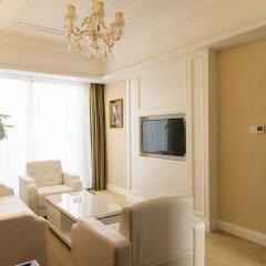 Vienna International Hotel Zhongshan Kanghua Road 4* Улучшенный люкс с различными типами кроватей фото 3