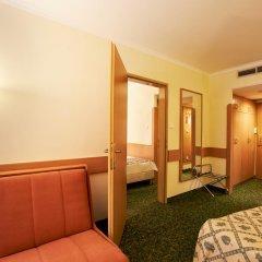 Erzsebet Hotel City Center 3* Стандартный номер с различными типами кроватей фото 4