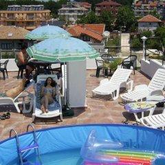 Hotel Kiparis бассейн