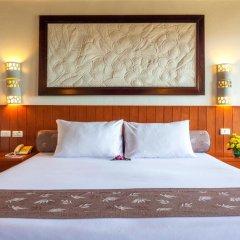 Отель Karona Resort & Spa 4* Номер Делюкс с двуспальной кроватью фото 2