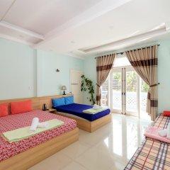 Отель Quynh Long Homestay 3* Кровать в общем номере с двухъярусной кроватью фото 6