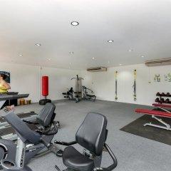 Отель Krabi Resort фитнесс-зал фото 4