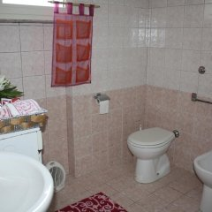 Отель Appartamento Azzurra Италия, Лечче - отзывы, цены и фото номеров - забронировать отель Appartamento Azzurra онлайн ванная