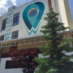Робин Бобин Мини-Отель вид на фасад фото 2