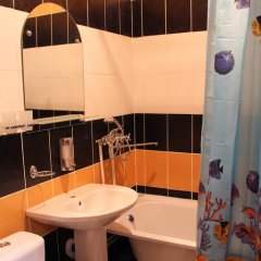 Гостиница Славянка Стандартный номер с различными типами кроватей фото 32