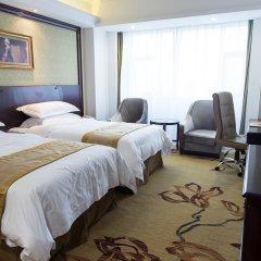 Vienna International Hotel Zhongshan Kanghua Road 4* Номер Делюкс с 2 отдельными кроватями фото 3