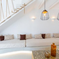 Отель Naxian Utopia Luxury Villas & Suites 3* Люкс с различными типами кроватей фото 11