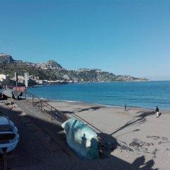 Отель villa teocles Джардини Наксос пляж
