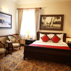 Sammy Dalat Hotel 3* Президентский люкс с различными типами кроватей фото 9
