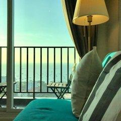 Отель Centric Sea Pattaya by Skyren балкон