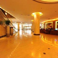 Howard Johnson Paragon Hotel Beijing интерьер отеля