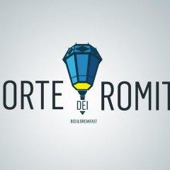 Отель B&B Corte dei Romiti Лечче гостиничный бар