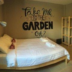 Отель Wanmai Herb Garden 3* Стандартный номер с различными типами кроватей фото 6