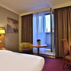 Отель Botanique Prague 4* Улучшенный номер с различными типами кроватей фото 3