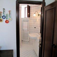 Отель Trullo Vecchio Olivo Альберобелло ванная фото 2