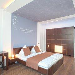 Отель Lodge-Leipzig 4* Апартаменты с различными типами кроватей фото 12