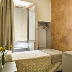 Отель Albergo Firenze 3* Стандартный номер с различными типами кроватей фото 4