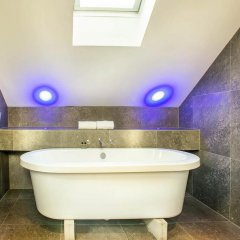 Отель Twelve Picardy Place Великобритания, Эдинбург - отзывы, цены и фото номеров - забронировать отель Twelve Picardy Place онлайн ванная