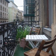 Отель Royal Rooms балкон