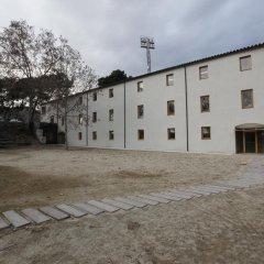 Отель Alberg Molí de Sant Oleguer парковка