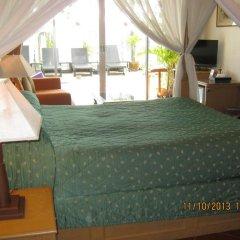 Orchid Hotel and Spa 3* Номер Делюкс с двуспальной кроватью фото 8
